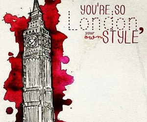 london, one direction, and nobody compares image