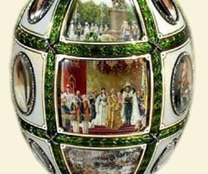 egg, faberge, and Romanov image