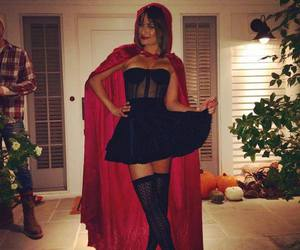 lea michele, glee, and Halloween image