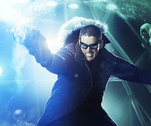 the flash, captain cold, and legends of tomorrow image