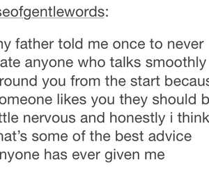 i like you, nervous, and sweet talk image