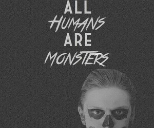 monsters, reality, and american horror story image