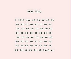 mom, pink, and quotes image