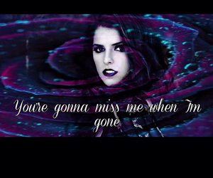 anna kendrick, when im gone, and pitch perfect image