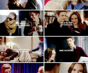 barry, CAITLIN, and snowbarry image