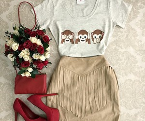clothes, clothing, and girly image