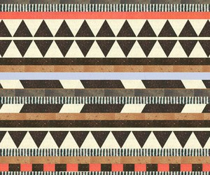 pattern, aztec, and wallpaper image