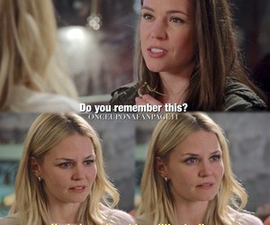 lily, once upon a time, and emma swan image