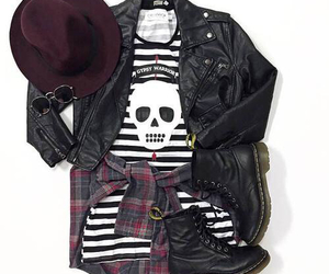 outfit and dr martens image