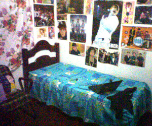 fan, myroom, and girl image