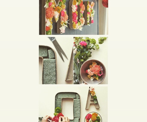 diy, floral, and flowers image