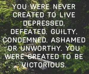 quotes, life, and victorious image