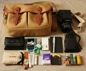 inside, accessories, and bag image