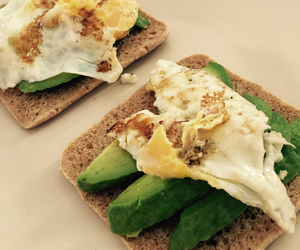 eat, eggs, and food image