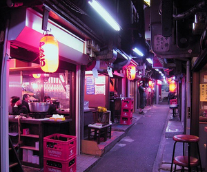japan, aesthetic, and street image