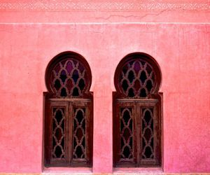 pink, travel, and windows image