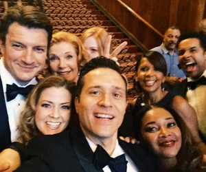 castle, cast, and always image