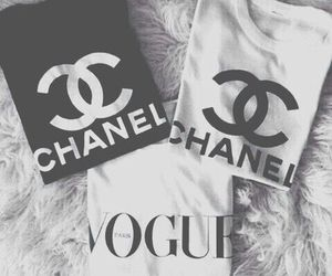 chanel, vogue, and fashion image