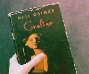 books and coraline image