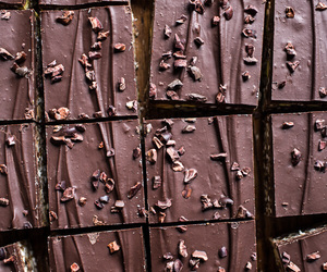 food, chocolate bars, and superfood image