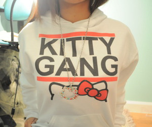 hello kitty, HelloKitty, and swag image