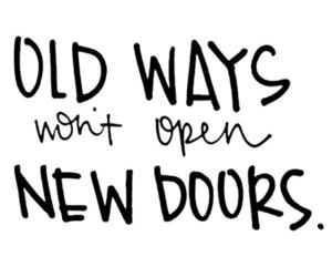 doors, inspiration, and life image
