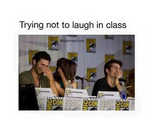 teen wolf, funny, and dylan o'brien image