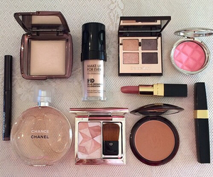 chanel, makeup, and Foundation image