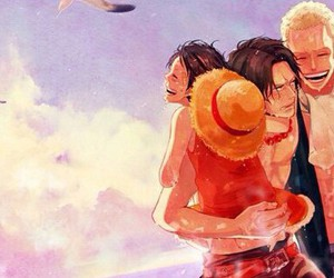 ace, ASL, and one piece image