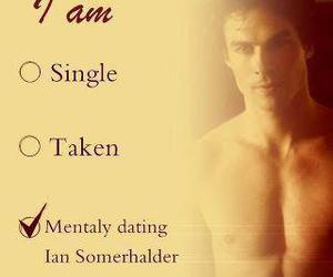 ian somerhalder, ian, and damon image