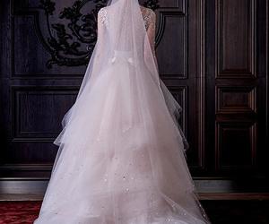 white, dresses, and fashion image