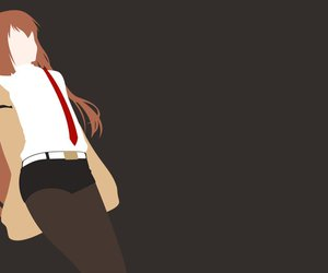 minimalist, pose, and steins gate image