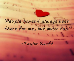 music, Taylor Swift, and quote image