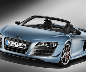 audi, rich, and sports car image