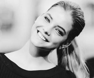 barbara palvin, smile, and model image