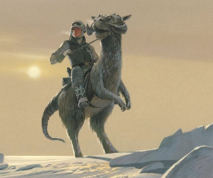 illustration, Ralph McQuarrie, and taunts image
