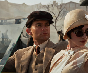 the great gatsby, Tobey Maguire, and elizabeth debicki image