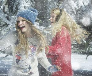 christmas, smile, and snow image