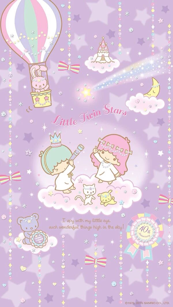 Little Twin Stars Shared By Conan1412 On We Heart It