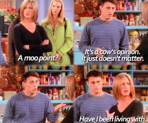 funny, Joey, and friends image