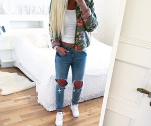 fashion, hipster, and outfits image
