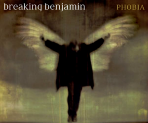 breaking benjamin, phobia, and music image
