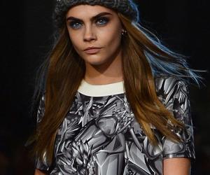 model, pretty, and cara delevingne image