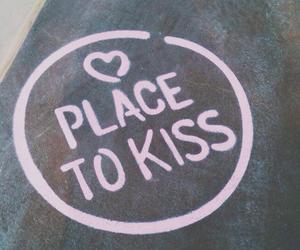 eiffel, kiss, and paris image