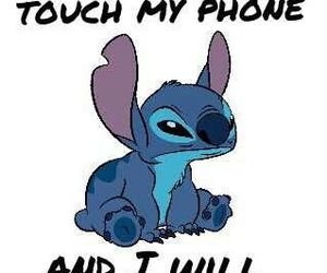 stitch, wallpaper, and phone image