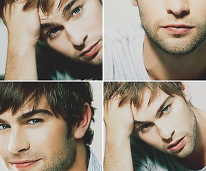 Chace Crawford, gossip girl, and nate image