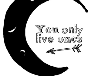 inspiration, words, and yolo image