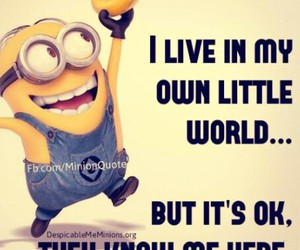 dreamworld, minions ♥, and happythere image