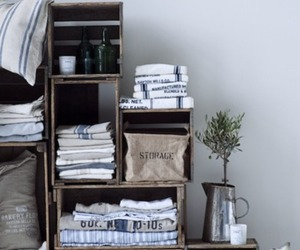 boxes, H&M, and home image