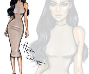 hayden williams, kim kardashian, and art image